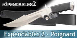 The Expendables 2 - Poignard Bownie - GH5037