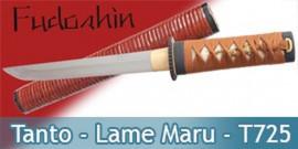 Tanto Fudoshin - Lame Maru - Tanto T725