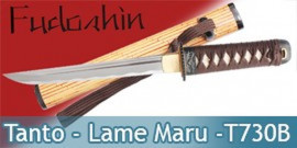 Tanto Fudoshin - Lame Maru - Tanto T730B