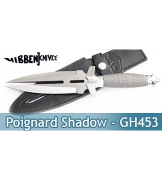Poignard Double Shadow - Gil Hibben - GH453