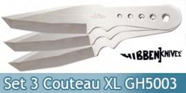 Couteau X3 Tanto XL - Gil Hibben - GH5003