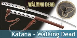 Katana Michonne - The Walking Dead