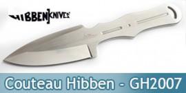 Couteau de Lancer Gil Hibben - GH2006