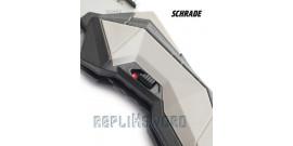 Couteau Schrade Grey SCHA3 - Grey Edition