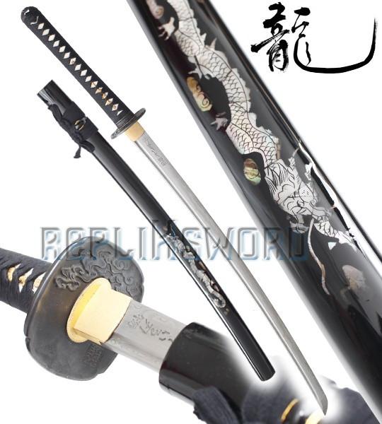 Bushido - Katana Black Dragon - Damas