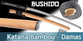 Bushido - Katana Bambou - Damas