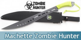 Machette Zombie Hunter ZB-012