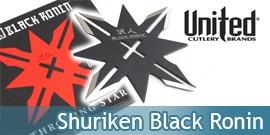 Shuriken Black Ronin Etoile a lancer United Cutlery UC2917