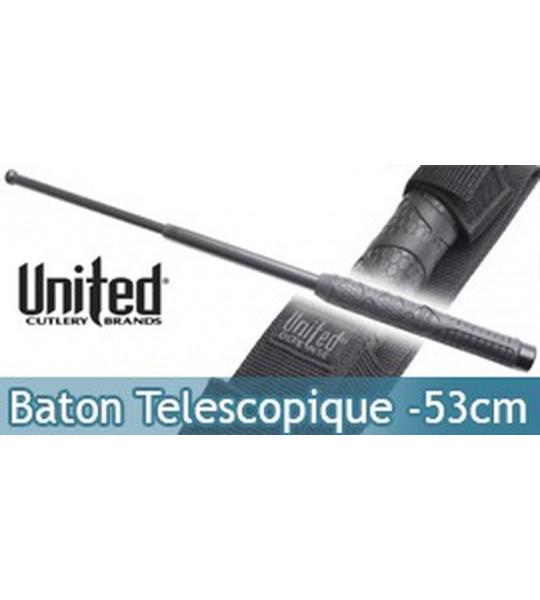Baton Telescopique Night Watchman 53cm