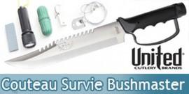Couteau de Survie Bushmaster UC0212