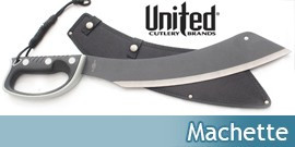 Machettes Tactiques, Machette Kukri, Machette de Défense - Repliksword