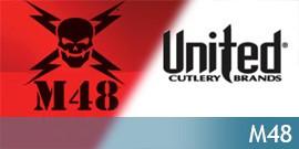Couteaux United Cutlery, Kommando M48, Couteaux Tactiques, Haches de Combat - Repliksword
