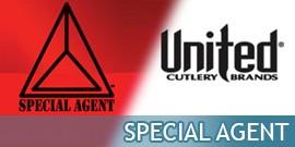 Couteaux Special Agent Stingers, Poignards United Cutlery, Dagues Stinger - Repliksword