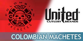 Colombian Machetes - United Cutlery