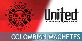 Machette Pas Cher, Machettes Colombian de United Cutlery, Longs Couteaux - Repliksword