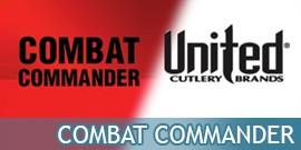 Combat Commander Couteaux United Cutlery, Couteaux de Bottes, Mini Couteaux - Repliksword