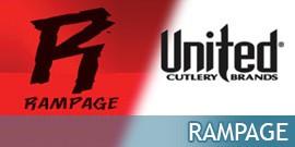 Rampage Couteaux United Cutlery, Couteaux Tactiques, Couteaux Pliants - Repliksword