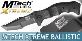 Couteaux Mtech Xtreme Ballistic