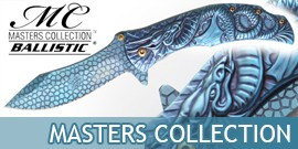 Couteau Masters Collection Ballistic