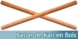 Baton de Kali en Bois