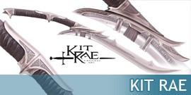 Kit Rae Epées, Dagues Kit Rae, Couteaux United Cutlery, Sabres Kit Rae - Repliksword