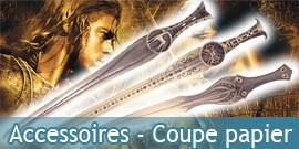 Coupe Papier Epée, Ouvre Lettre Epée Excalibur - Repliksword