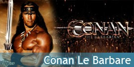 Conan Le Barbare Epée, Epée Altantean, Epée Atlante de Conan, Epée du Pere de Conan - Repliksword