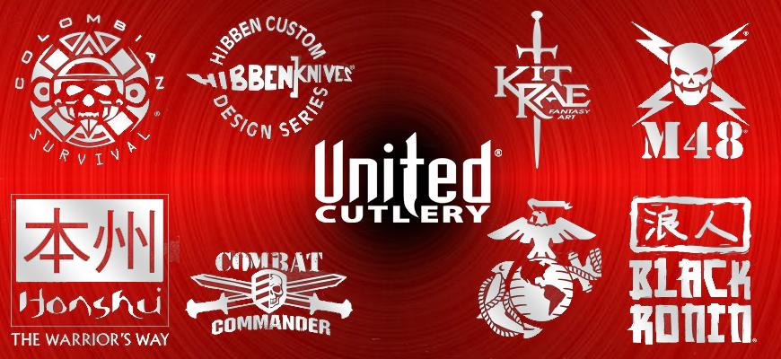 United Cutlery Couteaux Produits
